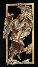 Angel of the Passion With Column
