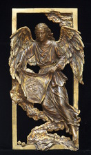 Angel of the Passion with St. Veronica's cloth